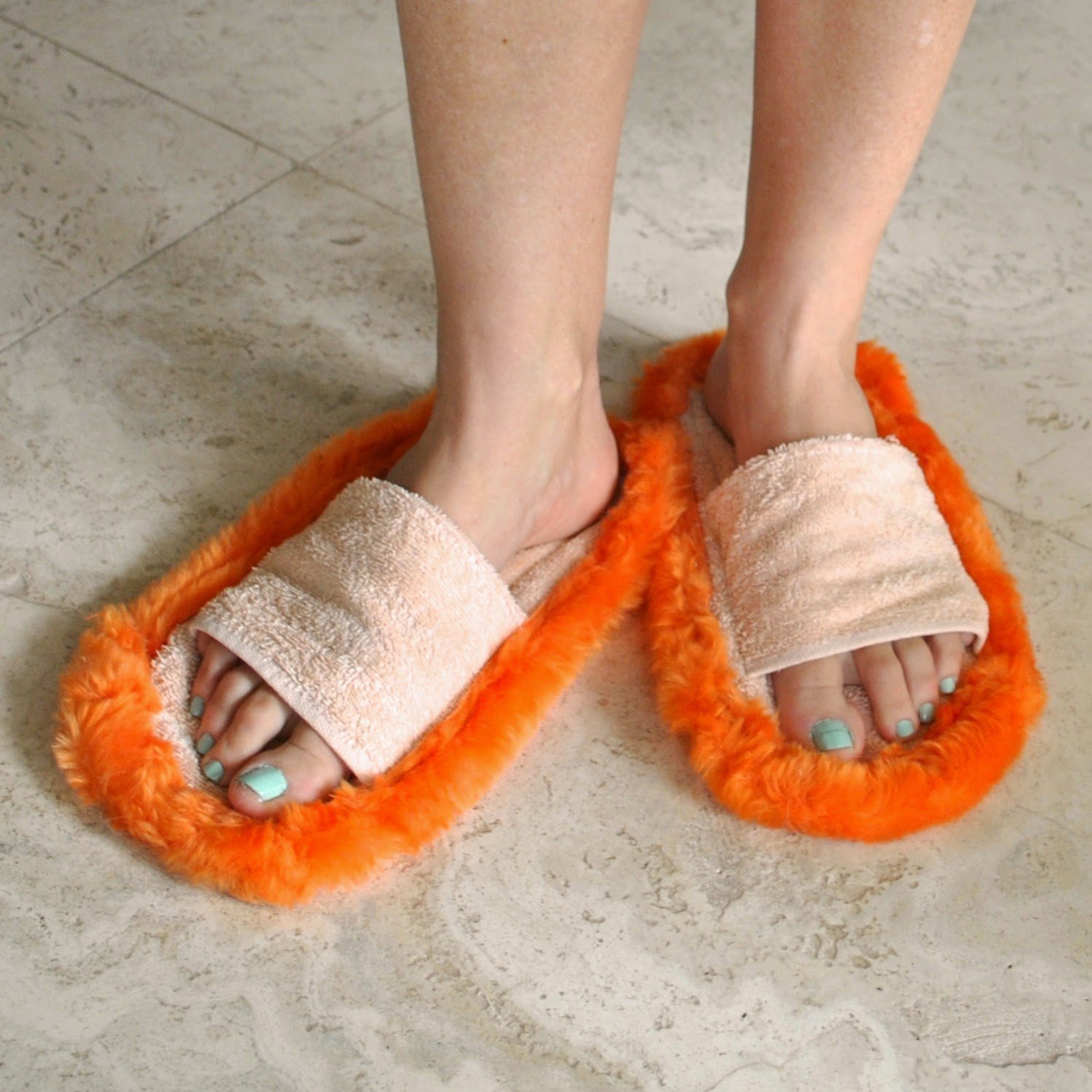 Image Result For Mopping Slippers
