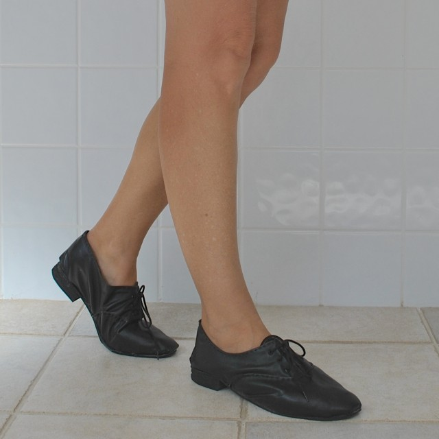 black oxfords 3