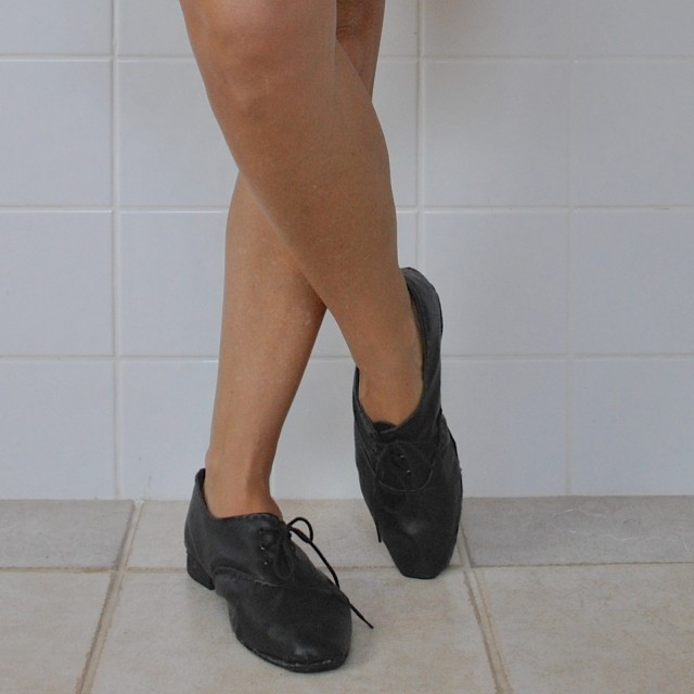 black oxfords1