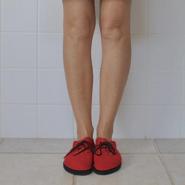 cherry sneakers
