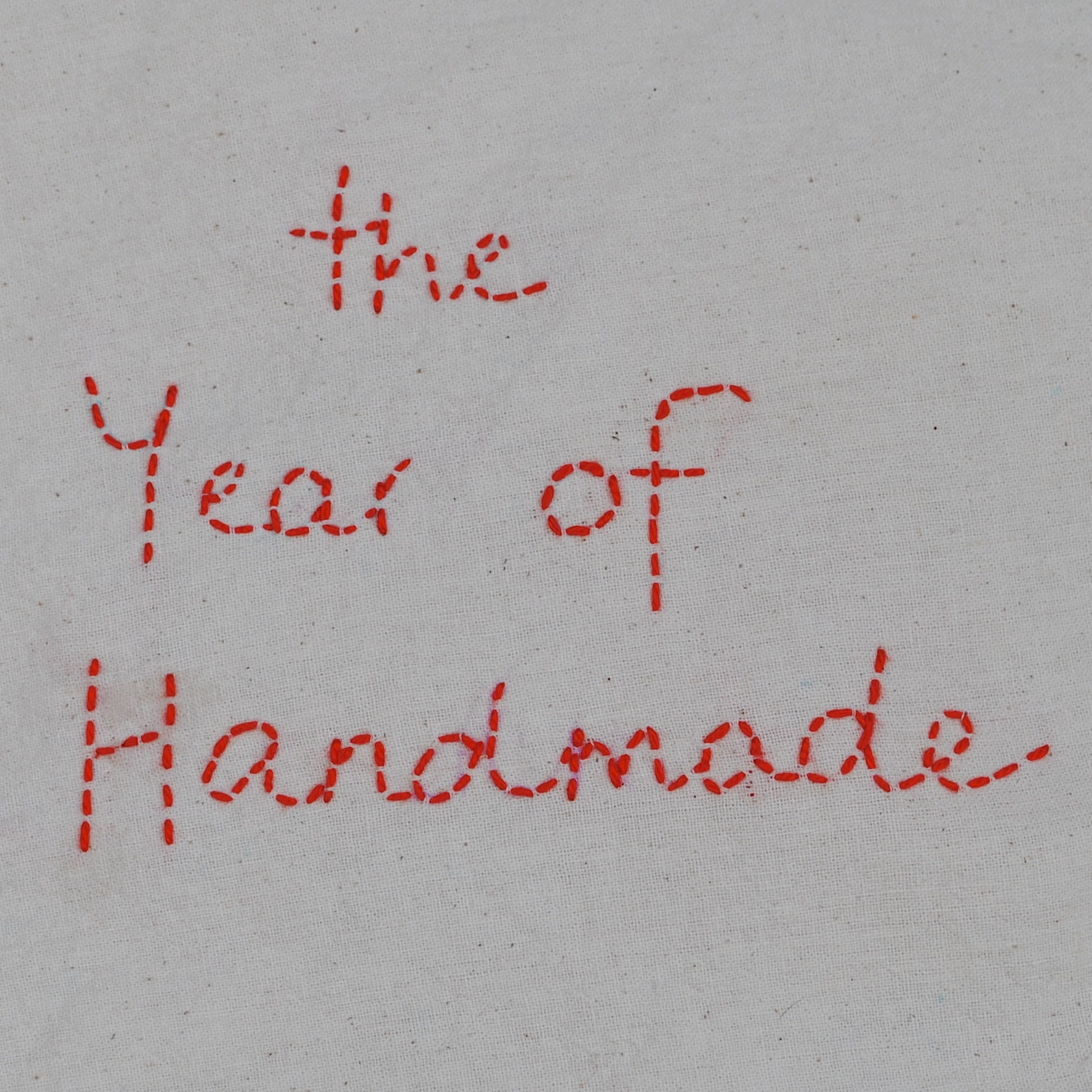 year of handmade